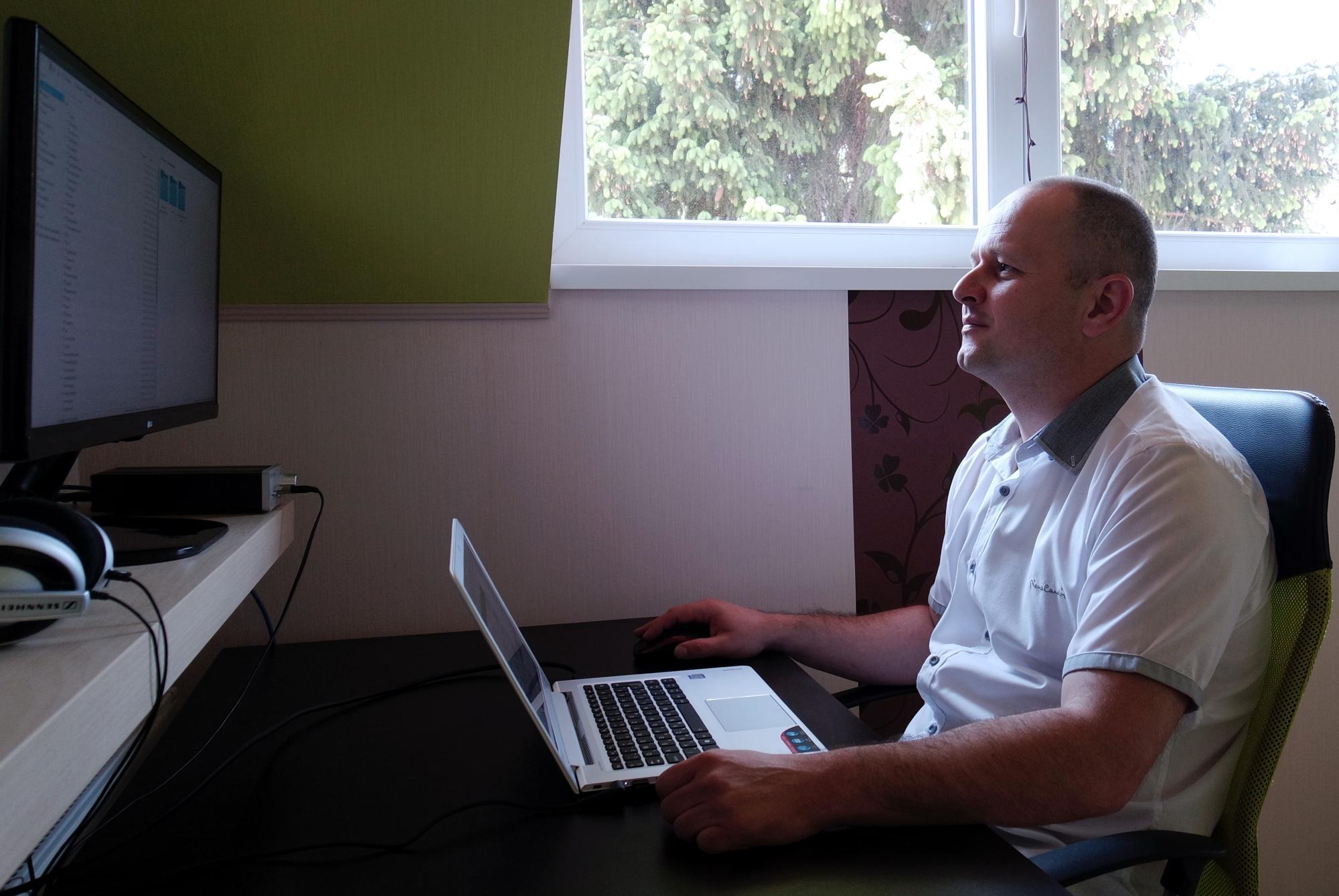 Bákonyi Zsolt szoftverfejlesztő, programozó, informatikus.